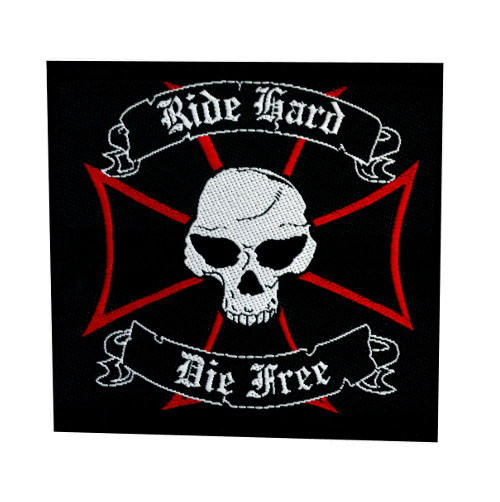Ride Hard Patch (New)