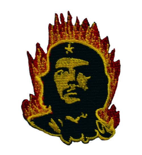 Che Guevara Iron On Patch