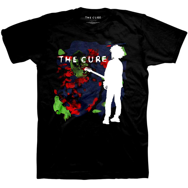 The Cure - Exploding Boy