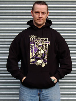 Omen Clothing Vince Ray Mens Hood