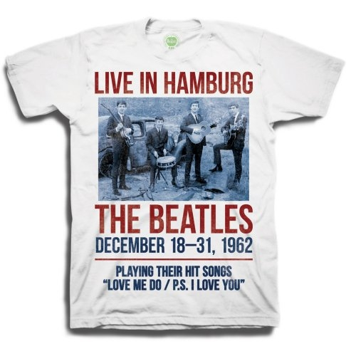 The Beatles - Hamburg