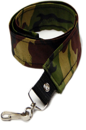 Pair of Camo Bondage Straps.