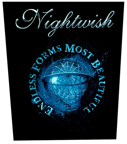 Nightwish Back Patch - Click Image to Close