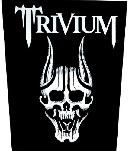 Trivium Back Patch