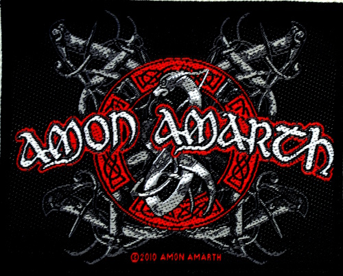 Amon Amarth Celtic Patch