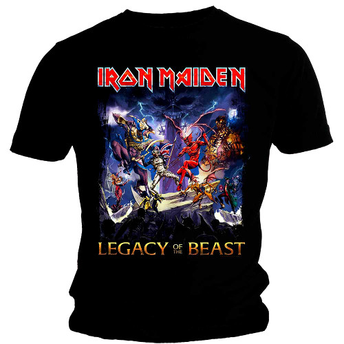 Iron Maiden - Legacy Of The Beast
