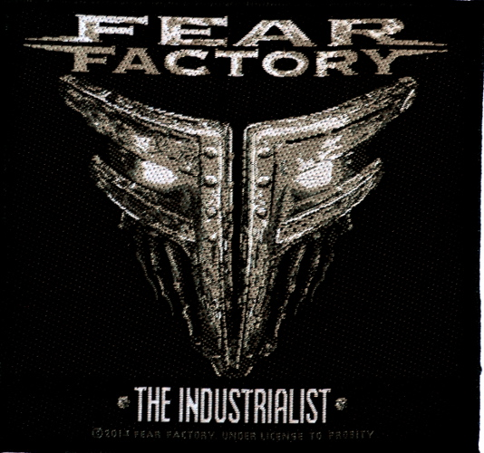 Fear Factory - The Industrialist Patch
