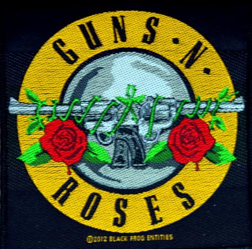 Guns N Roses Pistols Patch Guns N Roses Pistols Patch 375