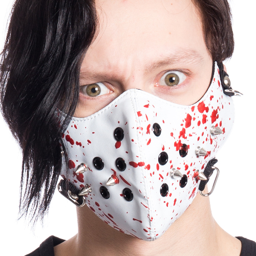 Splatter Face Mask