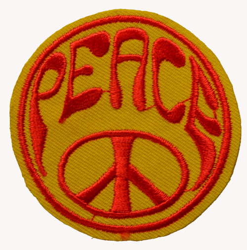 Peace Yellow