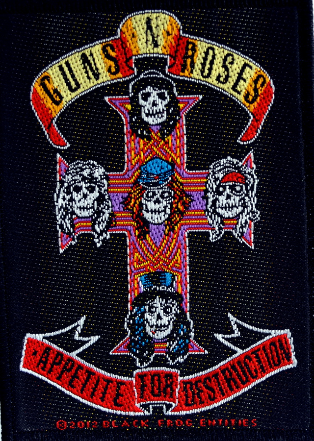 Guns & Roses - Appetite For Destruction