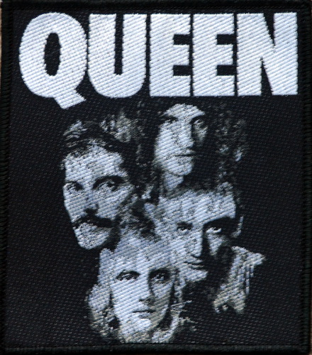 Queen Band Patch