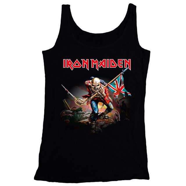 Iron Maiden - Trooper Vest
